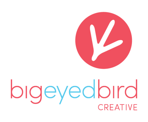 big eyed bird creative